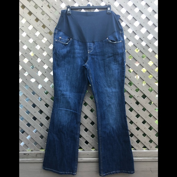 Old Navy Other - EUC Women's Old Navy Maternity Jeans Size 14